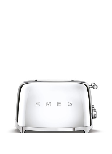 Smeg Tsf03Sseu Krom 4X4 Slot Ekmek Kızartma Makinesi Renkli